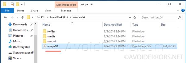 How-to-Create-Windows-10-WinPE-Boot-Disc-6