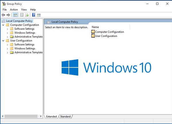 how to run group policy editor in windows 7