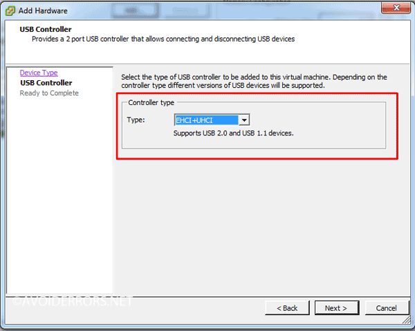 how to add usb device to hyper v virtual machine