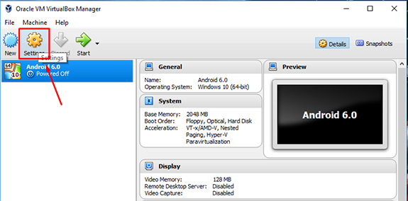 Android X86 Stuck At Android Logo Virtualbox