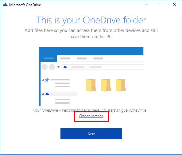 move-the-onedrive-folder-in-windows-10-12