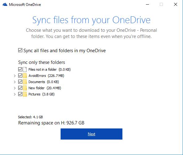 move-the-onedrive-folder-in-windows-10-8