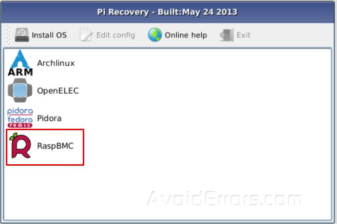 Install KODI on Raspberry Pi 2