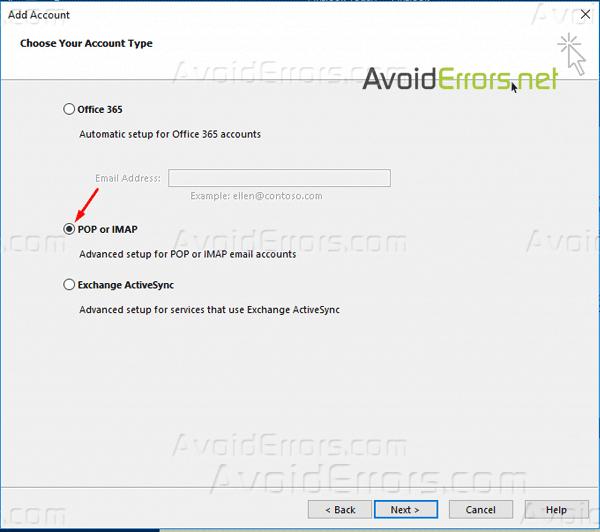 how to change yahoo imap settings