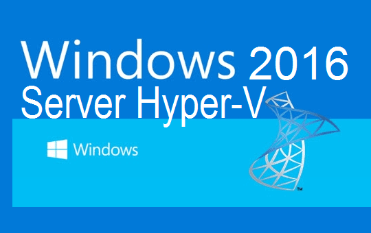 How to Enable Hyper-V in Windows Server 2016