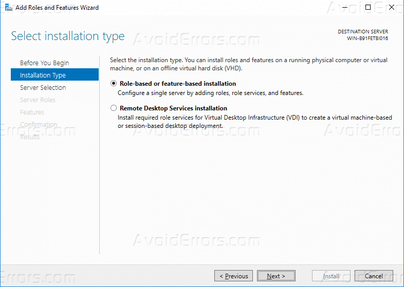 How to Install and configure Certificate Authority on