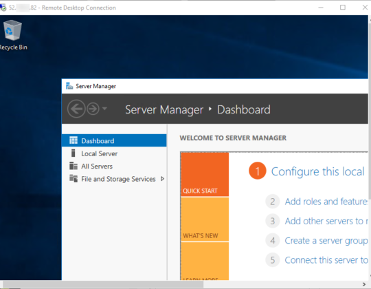 How to Install and configure Certificate Authority on Windows Server 2016