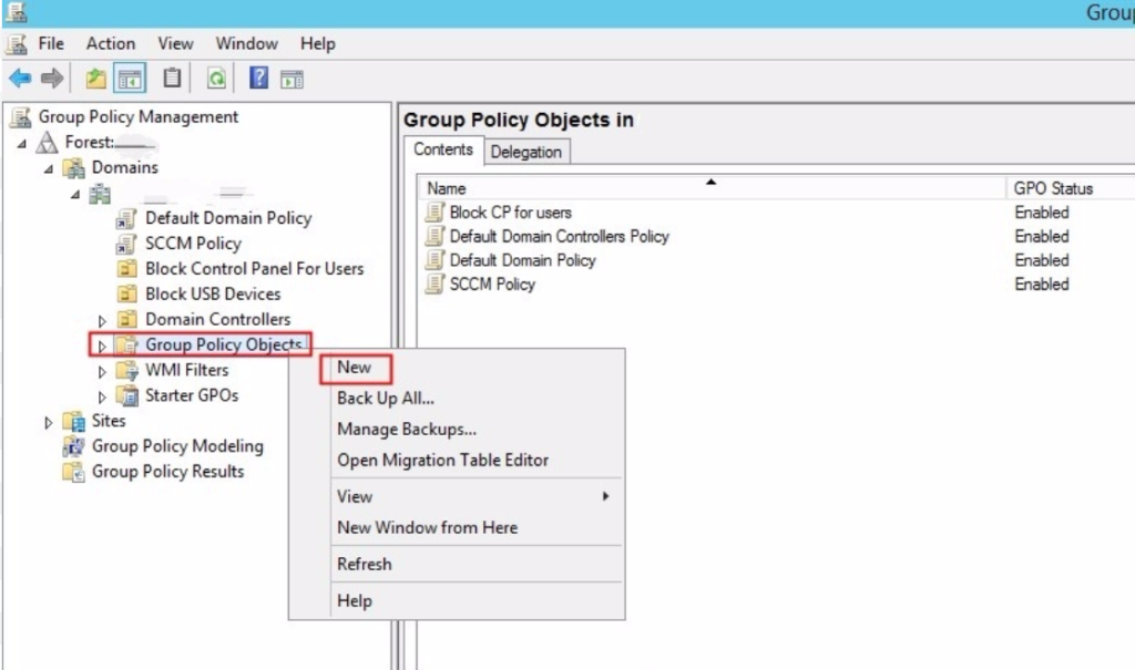 Disable USB via Group Policy Server 2008R2 / 2012R2 - AvoidErrors