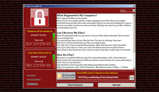 """How to Protect your self from """"WannaCry"""" Ransomware"""