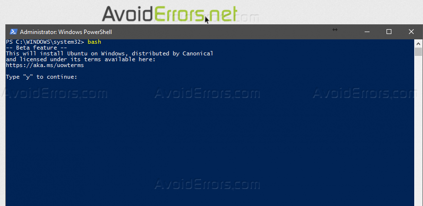 How To Install BASH Command Line tool on Windows 10? AvoidErrors