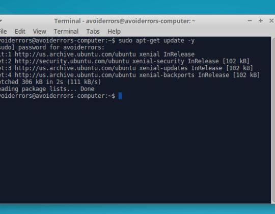 How to install Citadel groupware server on Ubuntu 16.04 ?