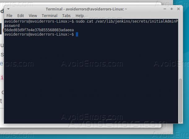 How To Install Jenkins on Ubuntu 16 04 - AvoidErrors