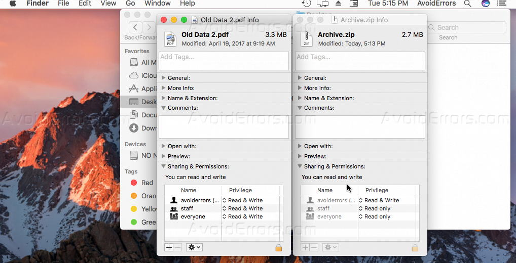 how to open a compressed zip file on a mac