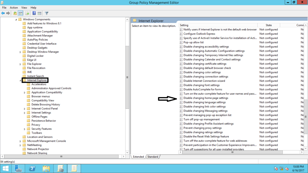Set A Default Homepage In Internet Explorer Using Gpo Avoiderrors