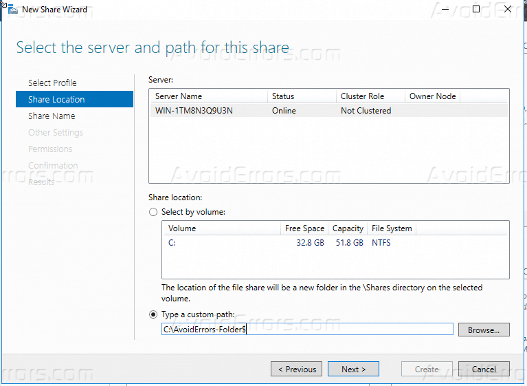 Enable Roaming Profiles on Windows Server 2016 - AvoidErrors