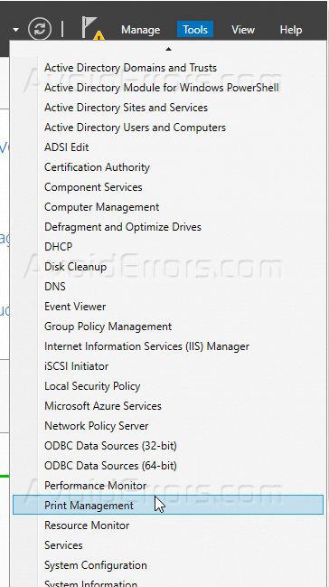 How to Install and Configure Print Server and Network