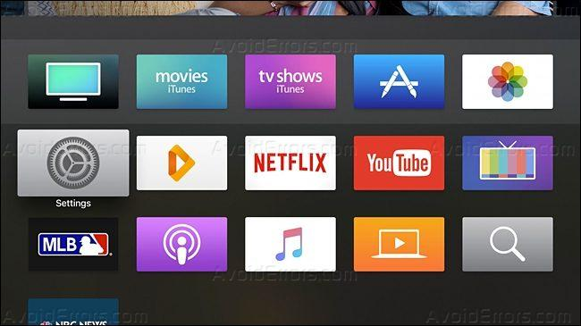 Two Methods to Factory Reset Your Apple TV - AvoidErrors