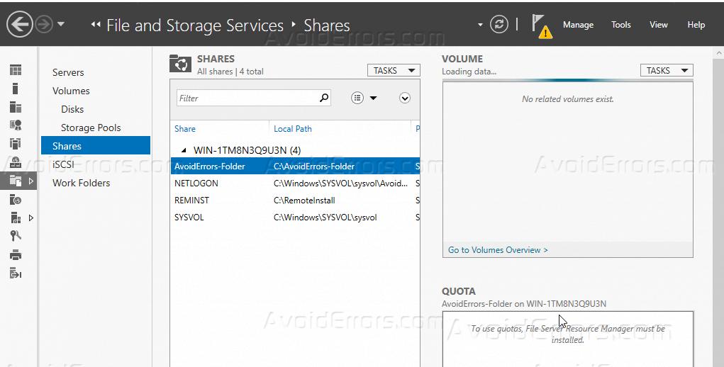 Enable Roaming Profiles on Windows Server 2016 - AvoidErrors