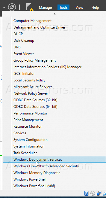 How to Install and Configure WDS In Windows Server 2016