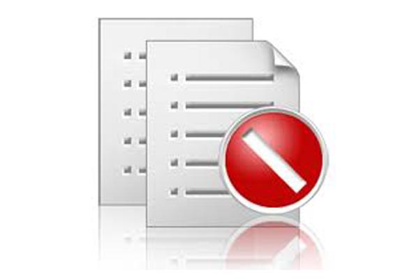 Block Specific File Types in Windows Server 2012