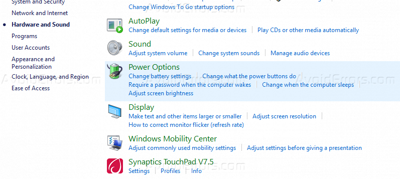 How to Turn ON Fast Startup In Windows 10 - AvoidErrors