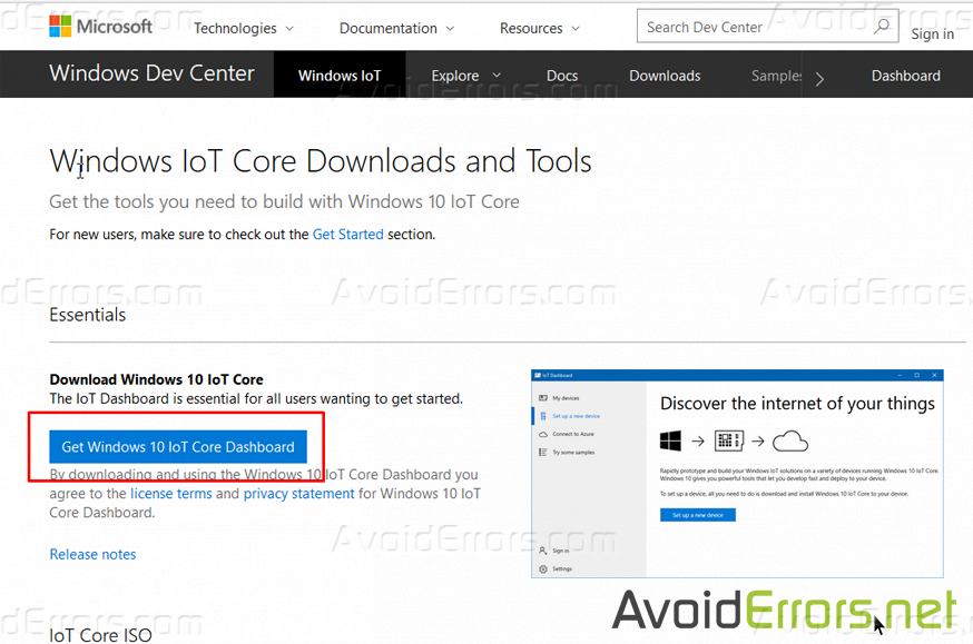 How to Install Windows 10 IoT Core on Raspberry Pi 3