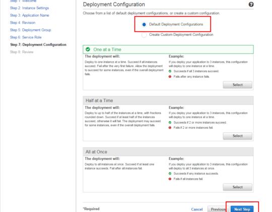 Deploy Application Code to a Virtual Machine on Amazon AWS