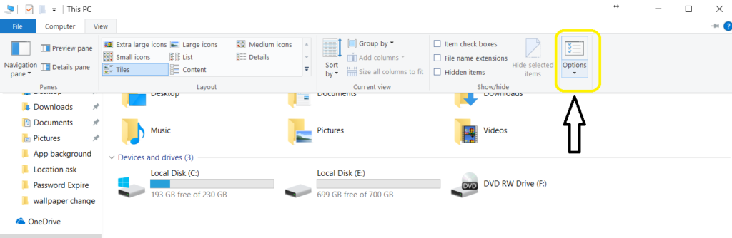 Open Files and Folders with a Single Click Windows 10