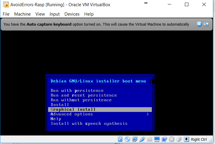 How to Install Raspbian Jessie on VirtualBox - AvoidErrors