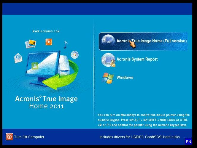acronis true image portable 2017