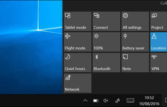 How to Turn On/Off Location Services in Windows 10