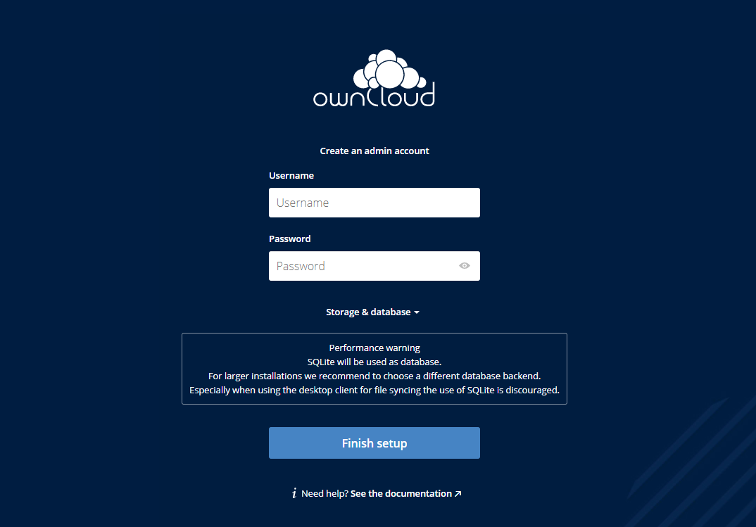 Install ownCloud on Raspberry pi 677