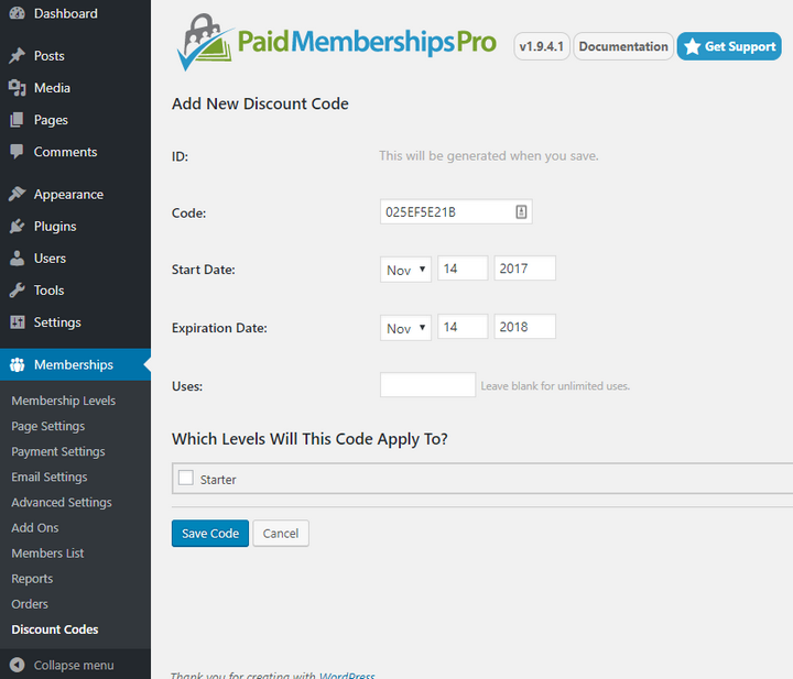 how to add people to paid memberships pro