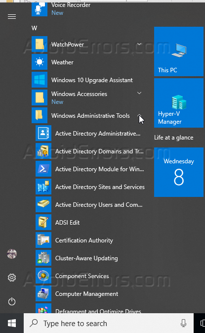 How to Install Windows Server Administration Tools on