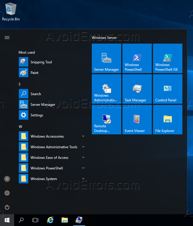 Server 2016 - Disable Windows Default Shared Drives and
