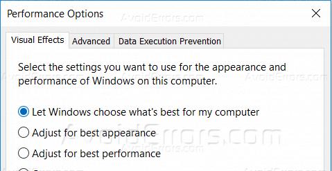 Turn off Windows Minimize and Maximize animation