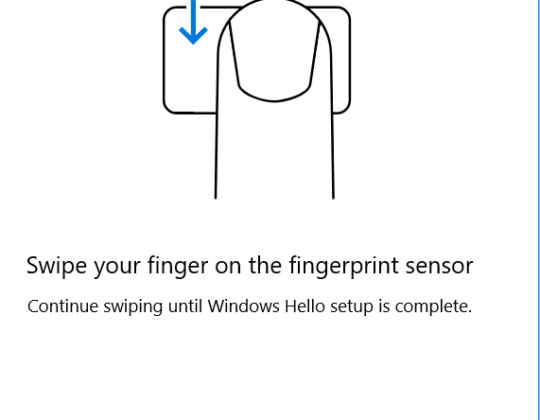 How to Enable PIN Login and Fingerprint in Windows 10