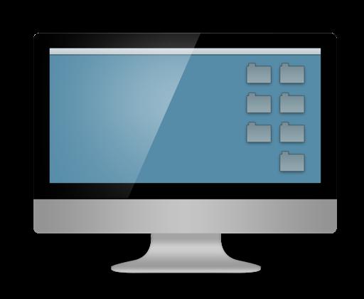 Show Desktop Icons in Windows 10