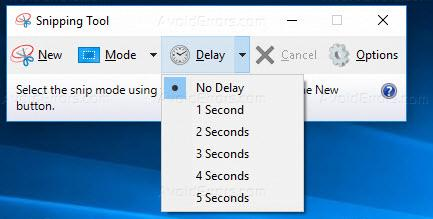How to Take a ScreenShot using Snipping tool in Windows 7