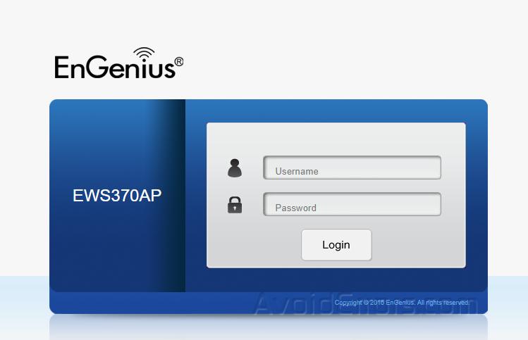 Configure Engenius Access point EWS370AP and Ezmaster Controller