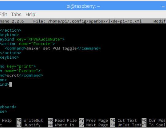 How to Take Screenshot On Raspberry Pi