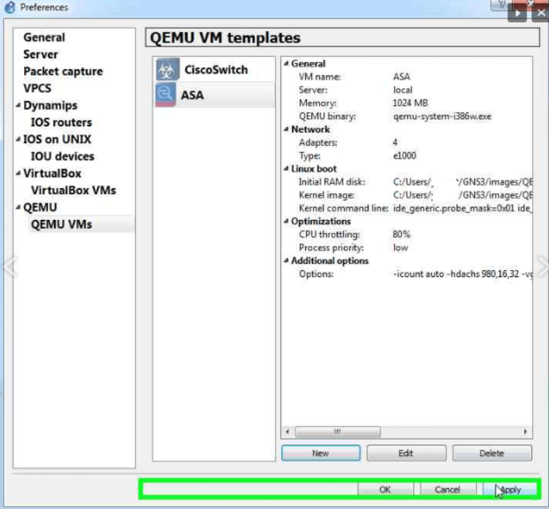 How To Install Cisco ASA in GNS3 - AvoidErrors