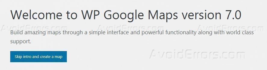 Add Google Maps on WordPress Using a Free Plugin - AvoidErrors