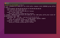 How to Find a Mac Address in Linux