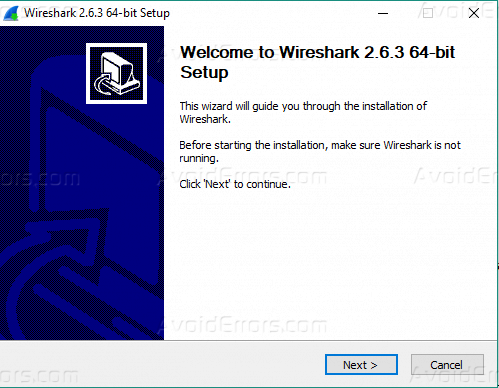 How to Install Wireshark in Windows 10