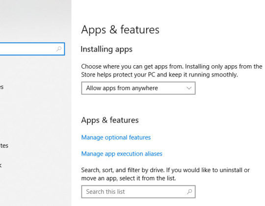 How to Disable Startup Applications in Windows 10