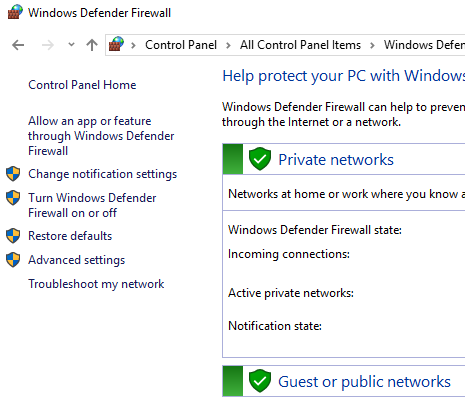 How to Open Port 25 in Windows Firewall - AvoidErrors