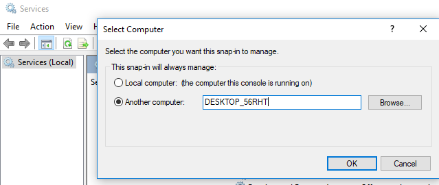 Enable Remote Desktop Using the Registry Editor and Administrative