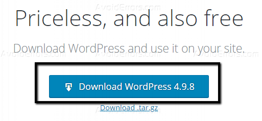 Manually Update WordPress Using FTP Client