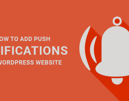 How to Enable Push Notifications – WordPress